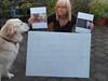 Fiona Connolly, Huntingfield, Tasmania, Australia (endoftheicons) Tags: sumatra orangutan deforestation palmoil tripa internationaldayofaction