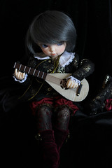 boy with a lute (SareJolim) Tags: bisou fairyland littlefee