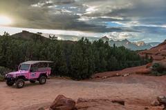 Jeep tour, Sedona Arizona (Todd Marzano) Tags: jeep sedona arizona landscape cliff nature forest canyon sunset clouds hills vista mountain mountans