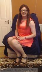 Oct 2016 (emilyproudley) Tags: crossdresser cd tv tvchix tranny trans transvestite transsexual tgirl tgirls convincing dress feminine girly cute pretty sexy transgender glasses xdresser highheels gurl hosiery tights