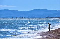 Contemplacin / Contemplation (Konny D.) Tags: beach strand spiaggia plage playa praia