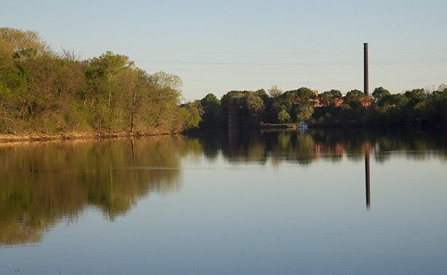 Quiet Morning on the Alabama River