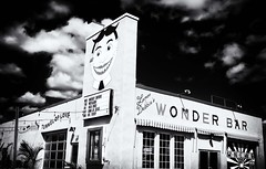 Wonderbar In B&W (Mark ~ JerseyStyle Photography) Tags: markkrajnak jerseystylephotography newjersey 2016 wonderbar asburyparknj jerseyshore bw apnj music