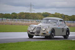 DSC_0818 (R_W_M) Tags: castlecombe castlecombeautumnclassic classiccars historicracing intermarquerace carportrait jaguar xk racingcar xk150