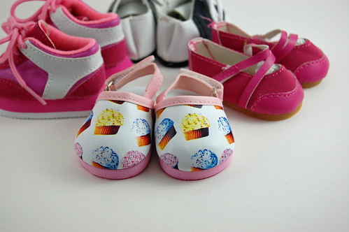AG Cupcake Shoes