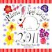 Patricia Kaegi Weiss 2011 Calendar