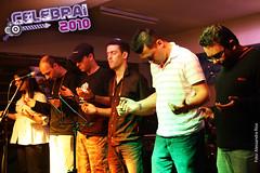 Celebrai 2010 - Banda Nova Expressão de Louvor