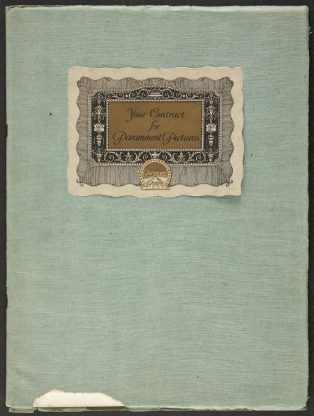 ExhibitorsBook1922_ParamountCover