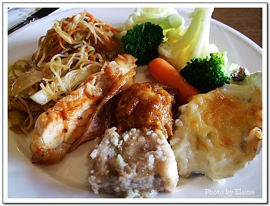 圓山飯店自助午餐
