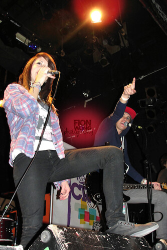 Tay Jardine and Jordan Eckes