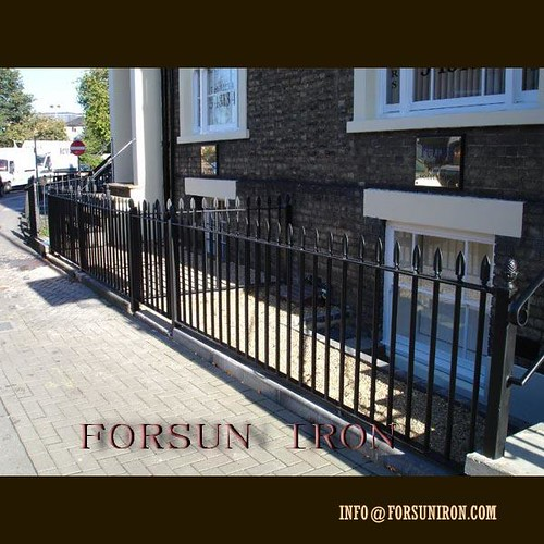 decorative iron fence FSW-163