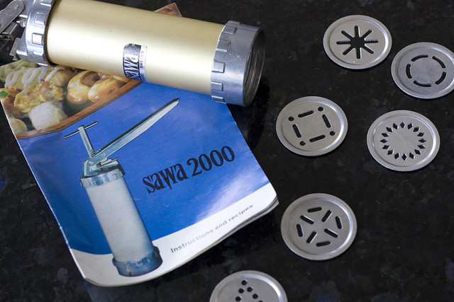 Sawa 2000 Cookie Press