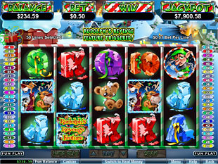 free Return of the Rudolph slot free spins