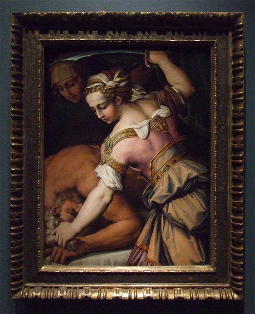 Saint Louis Art Museum, in Saint Louis, Missouri - Judith slaying Holofernes