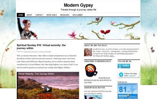 Modern Gypsy