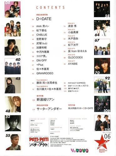 Pati☆Act vol.06