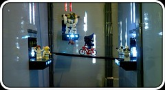 Star Wars stunt school (Legoagogo) Tags: starwars lego stormtrooper darthvader lukeskywalker deathstar moc afol