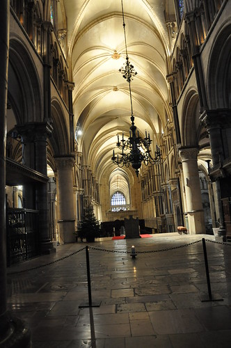 The Length of the Cathedral