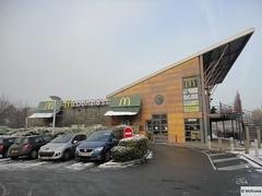 McDonald's Lille Boulevard Carnot ZAC Euralille (France)