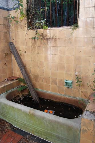 Baño General En Tina:Casa del General Almazán: Baño con Tina – a photo on Flickriver