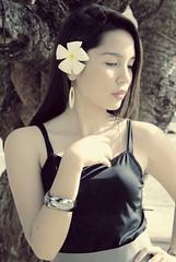 [フリー画像] 人物, 女性, アジア女性, フィリピン人, 201105232100
