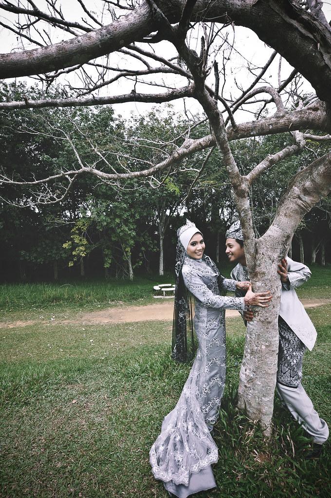 Majlis Perkahwinan Zul & Hani