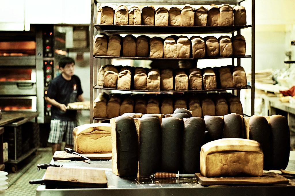 Bakery, 2 a.m.