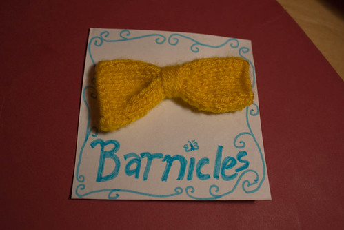 homemade bows