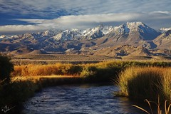A Fall morning at the Owens (DM Weber) Tags: california autumn snow fall canon landscape bishop sierranevadas owensriver elitephotography eos5dmarkii psa148 dmweber