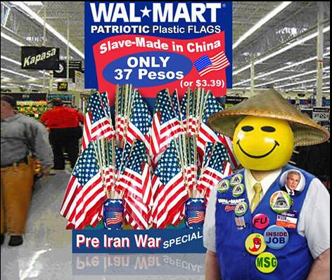 Walmart Offers Cheap Slave Goods From China