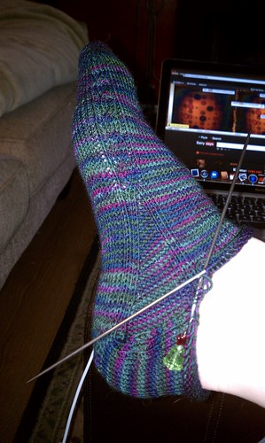 brainless sock #1