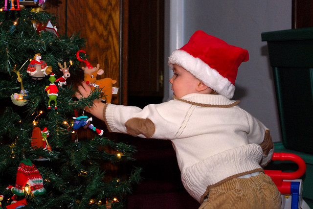Removing the Ornaments