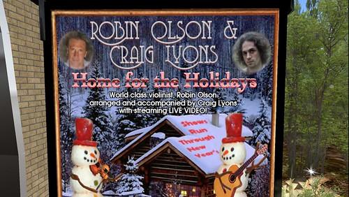 robin olson & craig lyons in concert
