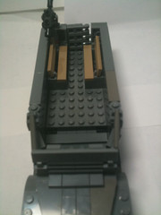 M3 halftrack overview ({Copper Bricks}) Tags: lego wwii american m3halftrack