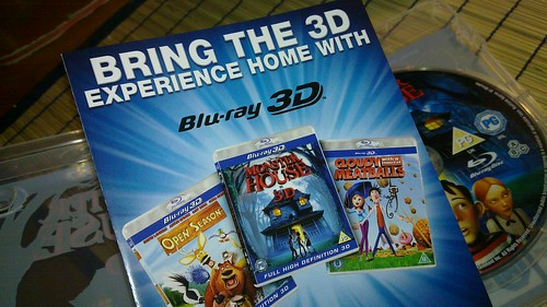 Getting Blu Ray 3D play in my home cinema