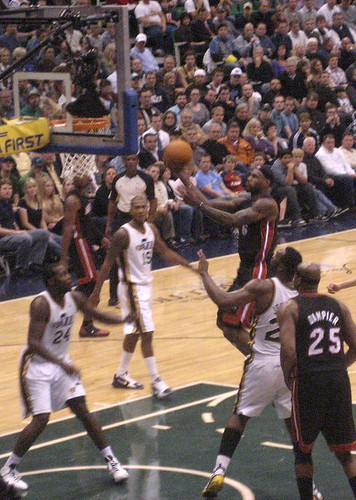 Jazz vs. Heat Dec 2010 122