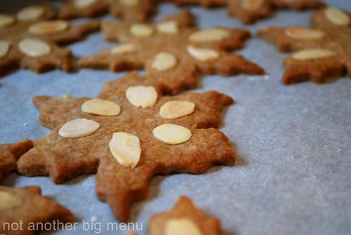 Manchester Dec '10 - baking