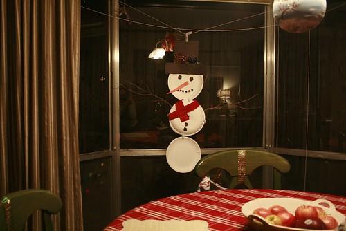 Craft-Snowman