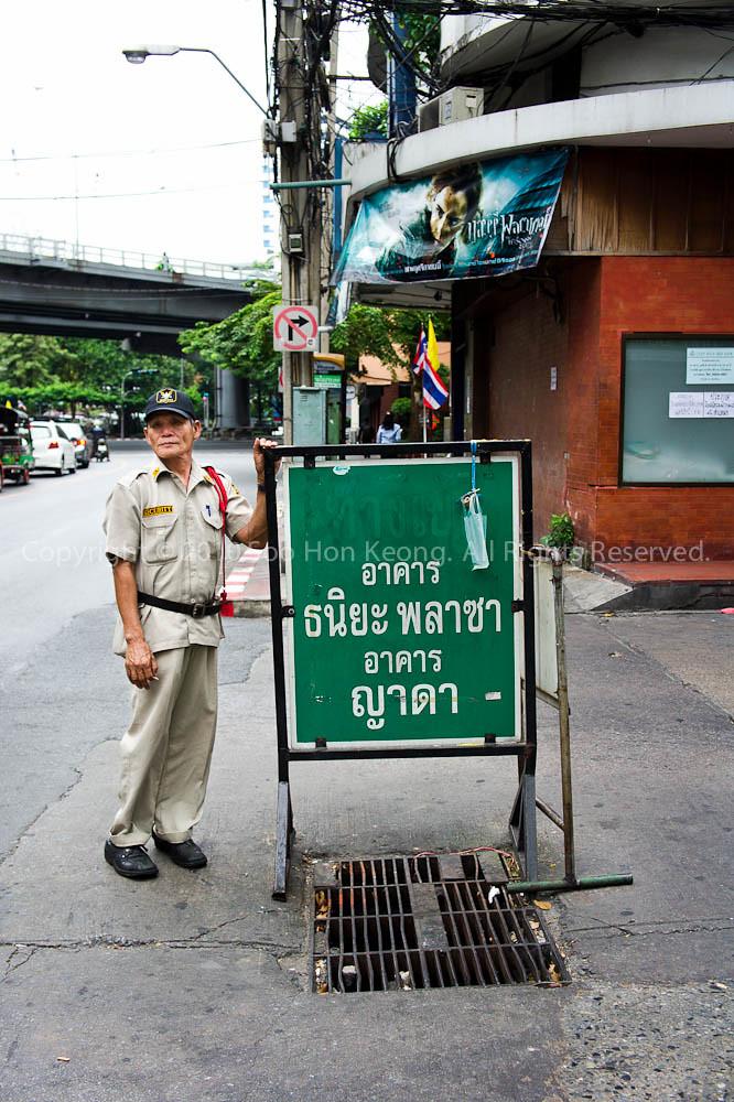 Securing @ Bangkok, Thailand