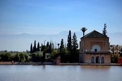 Marrakech - Menara y Atlas (Xver) Tags: travel viajes morocco atlas marrakech marruecos menara nikond40