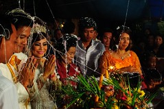 The Seven Circles of Fire: Cambodian Wedding Traditions