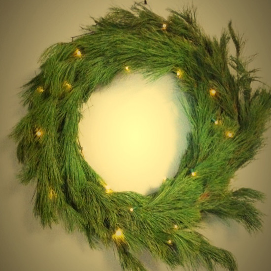 wreath diy