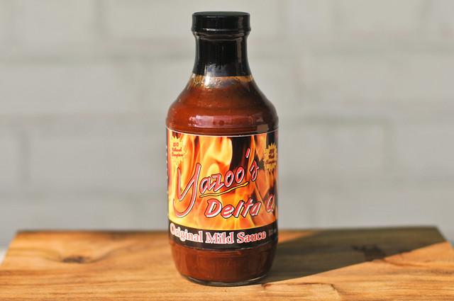 Yazoo's Delta Q Original Mild Sauce