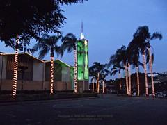 Paróquia S. José do Jaguaré - Decoração Natalina 10/12/2010