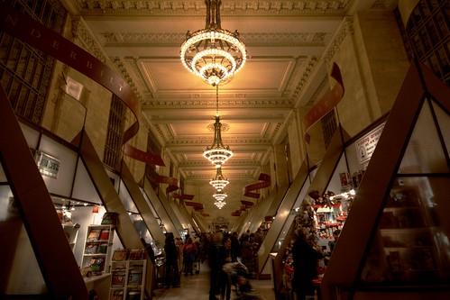 Vanderbilt Hall Christmas Market