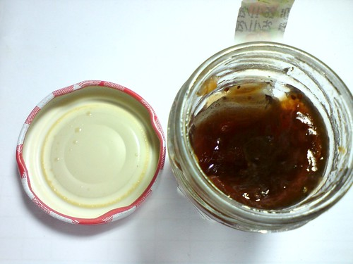 Bonne Maman草莓果醬打開DSC01730