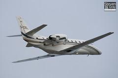 G-CIEL - 560-5247 - London Executive Aviation - Cessna 560XL Citation Excel - Luton - 101207 - Steven Gray - IMG_6318