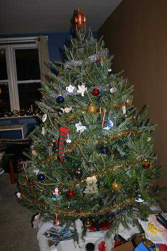 Finished Christmas Tree (1)