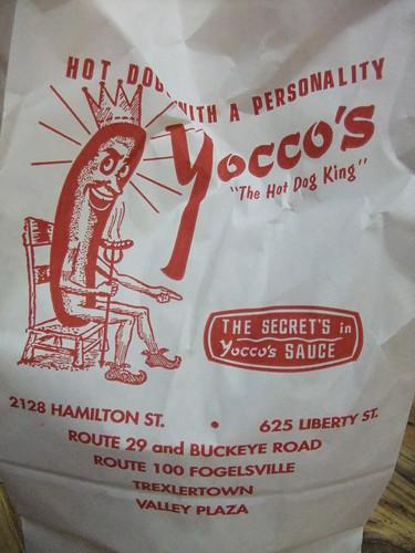 Yocco's Bag