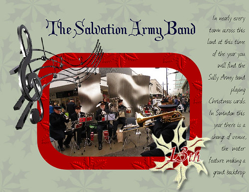 13th The Salvation Army Band